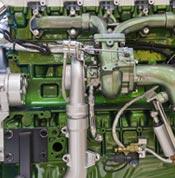 Preparazione e riparazione motori Diesel