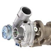 Revisione turbocompressori auto e mezzi pesanti